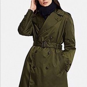 🌹Today Only🌹 Dark Navy Trench coat Price Down